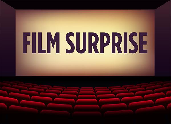Spectacle Film surprise du 30 novembre 2020: à déterminer présenté au Carré 150  de Victoriaville