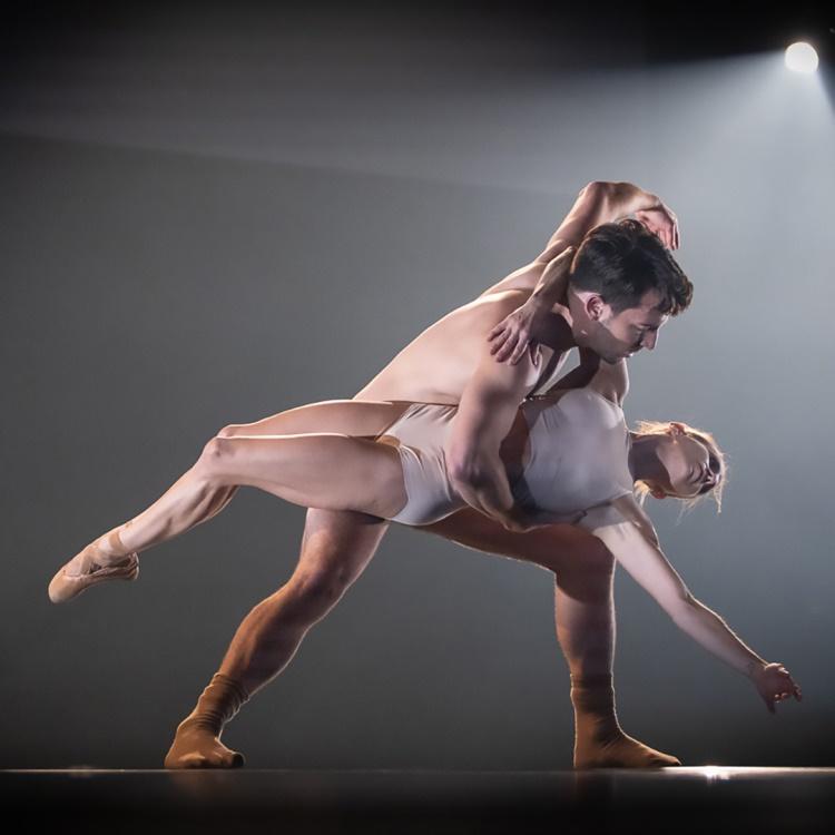 Spectacle Janie et Márcio: Syntonie présenté au Carré 150  de Victoriaville