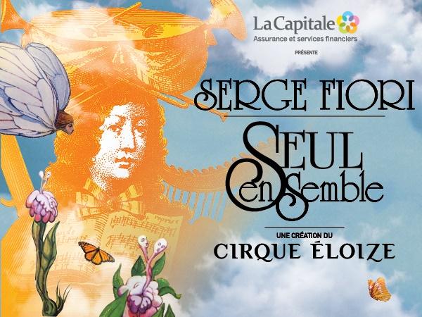 Serge Fiori - Seul Ensemble