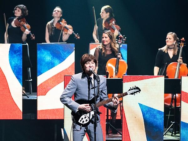 Orchestra 2 avec le Beatles Story Band