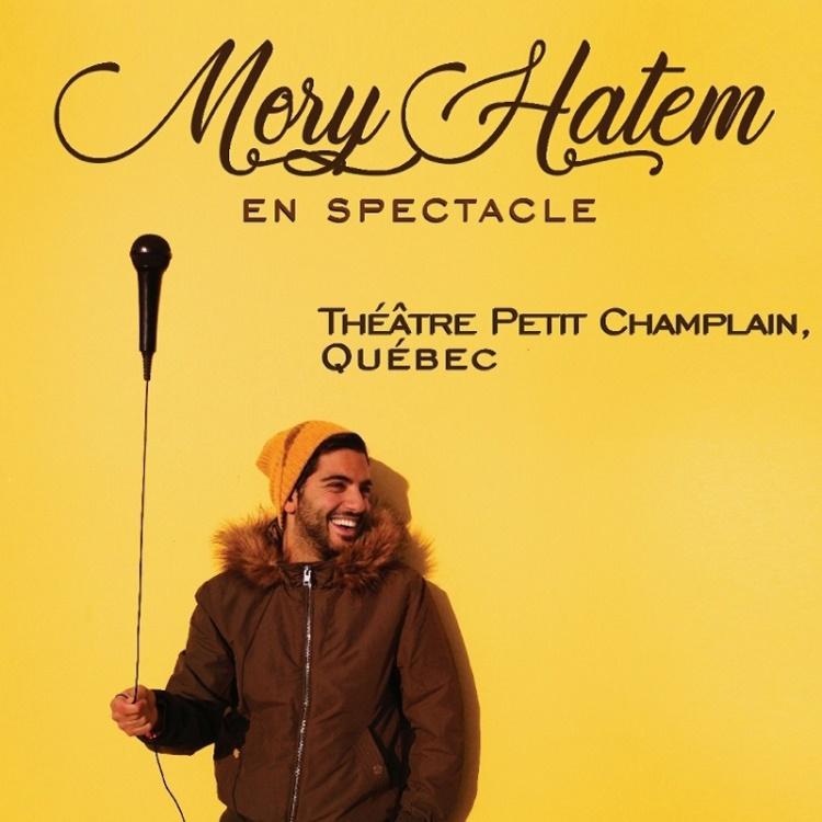 Mory Hatem en spectacle
