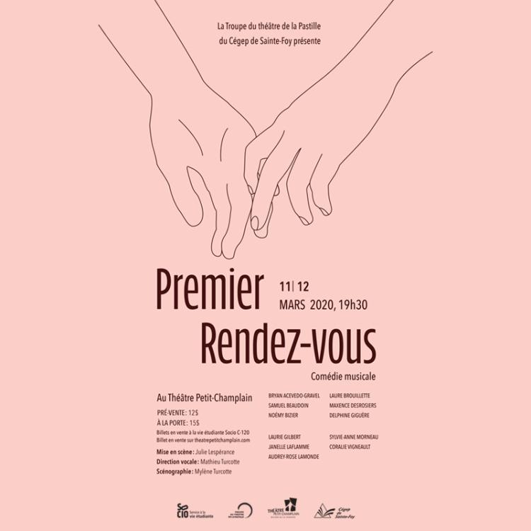 Premier Rendez-Vous (Comédie musicale du Cégep de Ste-Foy)