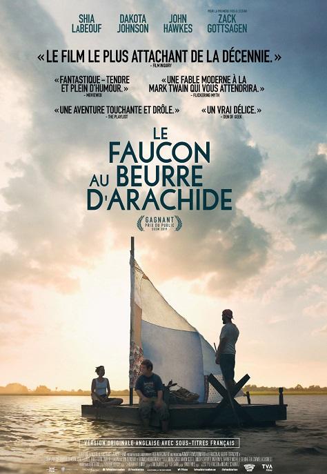 Résultats de recherche d'images pour «LE FAUCON AU BEURRE D'ARACHIDE de Tyler Nilson et Michael Schwartz affiche»